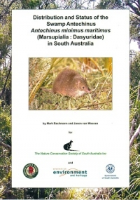 Distribution and Status of the Swamp Antechinus (2001)